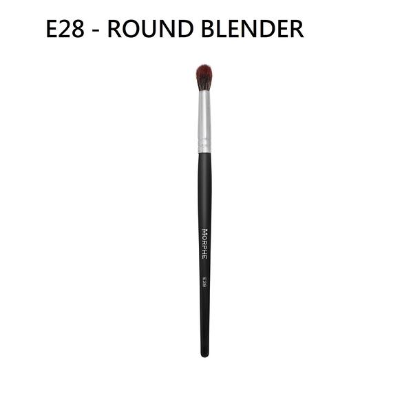 美國 MORPHE E28 - ROUND BLENDER 圓形暈染刷  眼部刷具