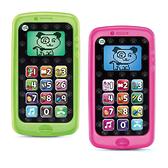 美國 LeapFrog 跳跳蛙 數數聰明小手機 (兩款可選)