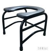 成人坐便器老人坐便椅孕婦坐便器蹲便器改座便器簡易移動馬桶凳家用便椅 CP4489【艾菲爾女王】