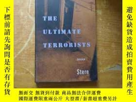 二手書博民逛書店The罕見Ultimate Terrorists 外文原版234