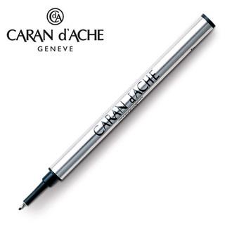 CARAN d'ACHE 瑞士卡達 Fibre Tip 纖維筆芯 8128.000 黑 M /支