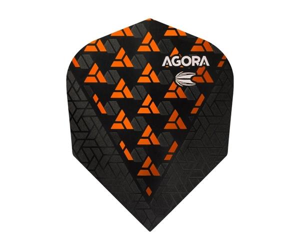 【TARGET】VISION ULTRA GHOST SHAPE AGORA Orange 332640 鏢翼 DARTS