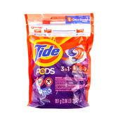 美國 Tide 汰漬 洗衣凝膠球3合1(38粒裝) 春天綠草香 ◆86小舖 ◆ 超強洗淨力