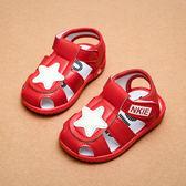 夏季1-3歲男寶寶涼鞋學步鞋叫叫鞋 兒童鞋女寶寶鞋嬰兒鞋軟底單鞋-Ifashion