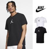 【GT】Nike Jordan Jumpman 黑白 短袖T恤 喬丹 運動 休閒 棉質 上衣 短T 小飛人