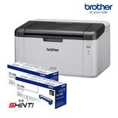 【搭原廠TN-1000二支】Brother HL-1210W 無線黑白雷射印表機