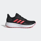 Adidas Duramo 9 [EE8187] 女鞋 運動 休閒 跑步 訓練 輕量 透氣 避震 回彈 愛迪達 黑紅