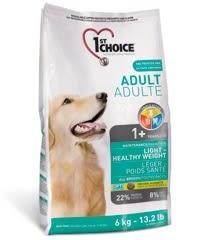 *Ego Pet*瑪丁1st Choice《減重犬》雞肉2.72kg / 成犬1歲以上低過敏+低脂配方 - 第一優鮮