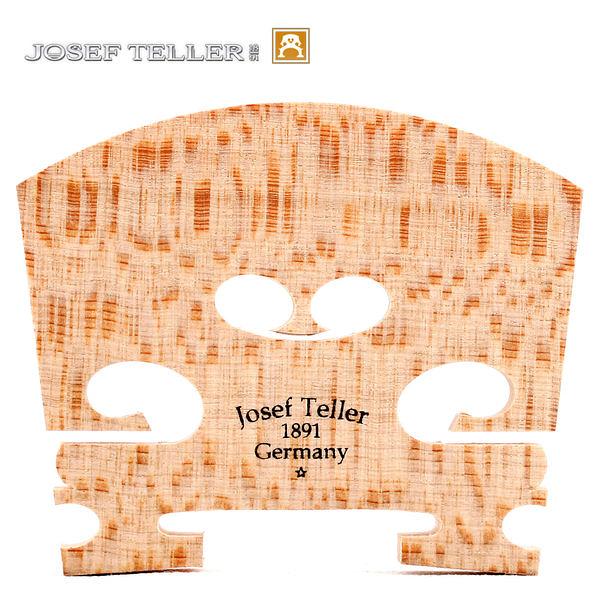 【小叮噹的店】德國原裝 Josef Teller 法式 小提琴 一顆星 琴橋 JTV46 公司貨