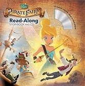【麥克書店】TINKER BELL AND THE PIRATE FAIRY(奇妙仙子:海盜仙子) /英文繪本附CD ‧聽迪士尼說故事