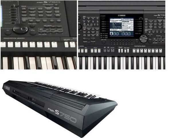 【金聲樂器】2012全新YAMAHA 超強款電子琴PSR S750 PSR-S750 現貨供應中!歡迎來電詢問!