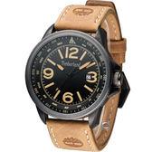 Timberland CASWELL系列戰鬥叢林時尚腕錶 TBL.14247JSBU/02