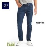 Gap男裝 1969牛仔系列男士緊身牛仔褲 休閒長褲男 355829-做舊牛仔