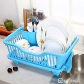 大號塑料碗櫃收納箱碗架筷架瀝水籃廚房瀝水架碗碟架置物架   美斯特精品YXS