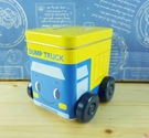 【震撼精品百貨】The Runabouts_RB工程車~造型盒-藍