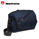 ◎相機專家◎缺貨 Manfrotto 開拓者微單眼郵差包 夜空藍 SPARK 空拍機包 MB NX-M-BU 公司貨