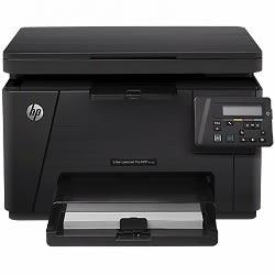 【HP】LaserJet Pro 100 color MFP M176n 彩色雷射事務機~列印/影印/掃瞄~全新公司貨