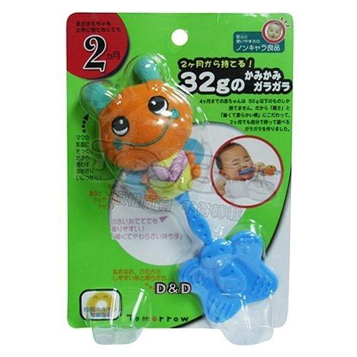 《 日本People 》Tomorrow 系列 - 小蜜蜂固齒玩具╭★ JOYBUS玩具百貨