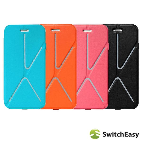 SwitchEasy RAVE iPhone 6/6s (4.7吋)側翻可折立式皮套