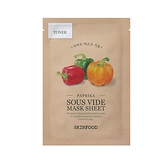 SKINFOOD蔬顏極萃面膜-紅椒