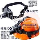 快速出貨微型防爆頭燈頭戴帽戴消防頭燈
