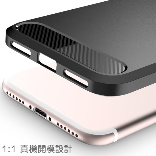 【酷系列】Apple iPhone 8 Plus/7 Plus 5.5吋 軟殼套/輕薄保護殼/手機防護殼背蓋/抗摔外殼