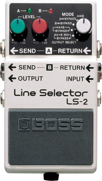【金聲樂器廣場】全新  BOSS LS-2 迴路控制效果器