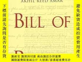 二手書博民逛書店The罕見Bill Of RightsY362136 Professor Akhil Reed Amar; A