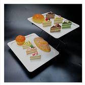 水果盤不銹鋼水果盤歐式雙層三層點心架面包蛋糕托盤自助餐展示架西餐廳