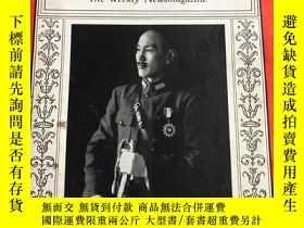 二手書博民逛書店【罕見在國內、全國包 、1-3天收到】1936年11月9日《時代》雜誌,內含美國國內