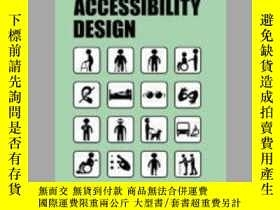 二手書博民逛書店The罕見Fast Guide to Accessibility DesignY405706 BAIRES R