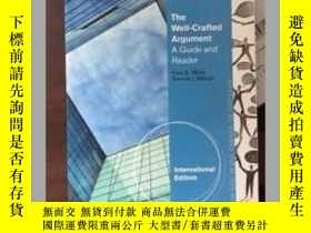 二手書博民逛書店the罕見well-crafted argument a gui