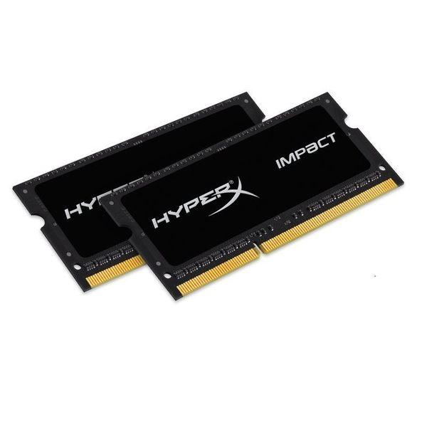 【新風尚潮流】金士頓 iMAC 5k Retina 專用 8GB x2 記憶體 HX318LS11IBK2/16