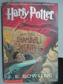 【書寶二手書T7/原文小說_IQS】Harry Potter And The Chamber of Secret