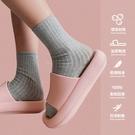 限量現貨◆PUFII-拖鞋 舒適軟厚底居...
