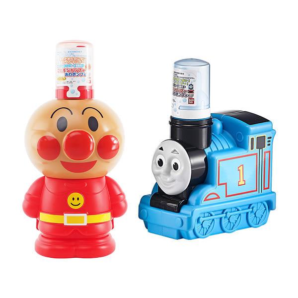日本 BANDAI 兒童泡泡洗髮精(250ml) 麵包超人/湯瑪士 兩款可選【小三美日】