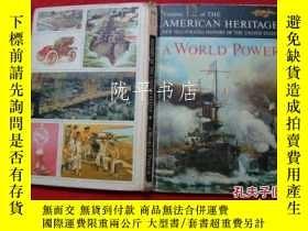 二手書博民逛書店HISTORY罕見OF THE UNITED STATES美國曆