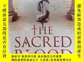 二手書博民逛書店THE罕見SACRED BLOOD MICHAEL BYRNES