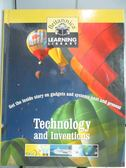 【書寶二手書T1/科學_ZEF】Technology and Inventions (Britannica Learning Library)_Learning Library Britannica