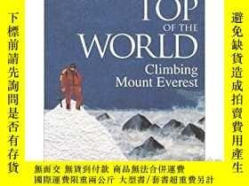 二手書博民逛書店The罕見Top of the World 世界之最Y21066