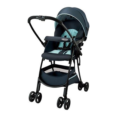 GRACO 超輕量型雙向嬰幼兒手推車 輕旅行 CITI GO-清新藍[衛立兒生活館]