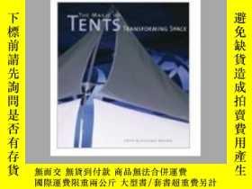 二手書博民逛書店罕見二手!The Magic of Tents: Transfo