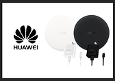 HUAWEI華為 原廠無線充電板 + 40W超快充旅行充電套組 CP60 (盒裝)