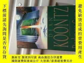 二手書博民逛書店DEAN罕見KOONTZ DARKNESS COMESY2147