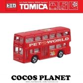 TOMICA 多美小汽車 NO.095 倫敦雙層巴士 小汽車 COCOS TO175