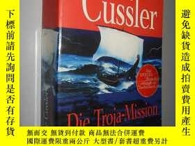 二手書博民逛書店Die罕見Troja-Mission by Clive Cuss