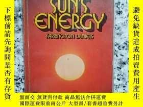 二手書博民逛書店DIRECT罕見USE OF THE SUN S ENERGYY10980 FARRINGTON DANIEL