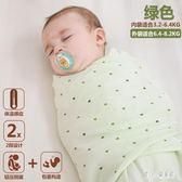 嬰兒包巾 新生兒防驚跳嬰兒襁褓秋冬睡眠包巾寶寶睡袋抱被春夏 LJ1545【甜心小妮童裝】