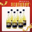 純釀蜂蜜醋系列,任選6瓶(蛋糕/蜂蜜/花粉/蜂王乳/蜂膠/蜂產品專賣)【養蜂人家】