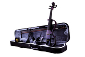 ★集樂城樂器★JYC-V6靜音提琴提琴~紫(限量)